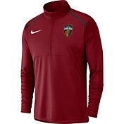 Nike Men's Cleveland Cavaliers Dri-FIT Element Half-Zip Pullover
