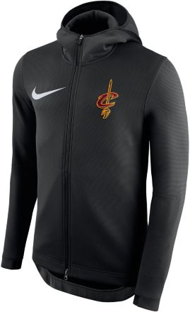 b50198bd90d Nike Men  39 s Cleveland Cavaliers On-Court Therma Flex Showtime Full-