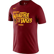 "Nike Men's Cleveland Cavaliers 2018 Playoffs ""Whatever It Takes"" Dri-FIT T-Shirt"