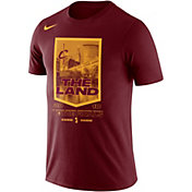 "Nike Men's 2018 NBA Finals Cleveland Cavaliers Dri-FIT ""The Land"" T-Shirt"