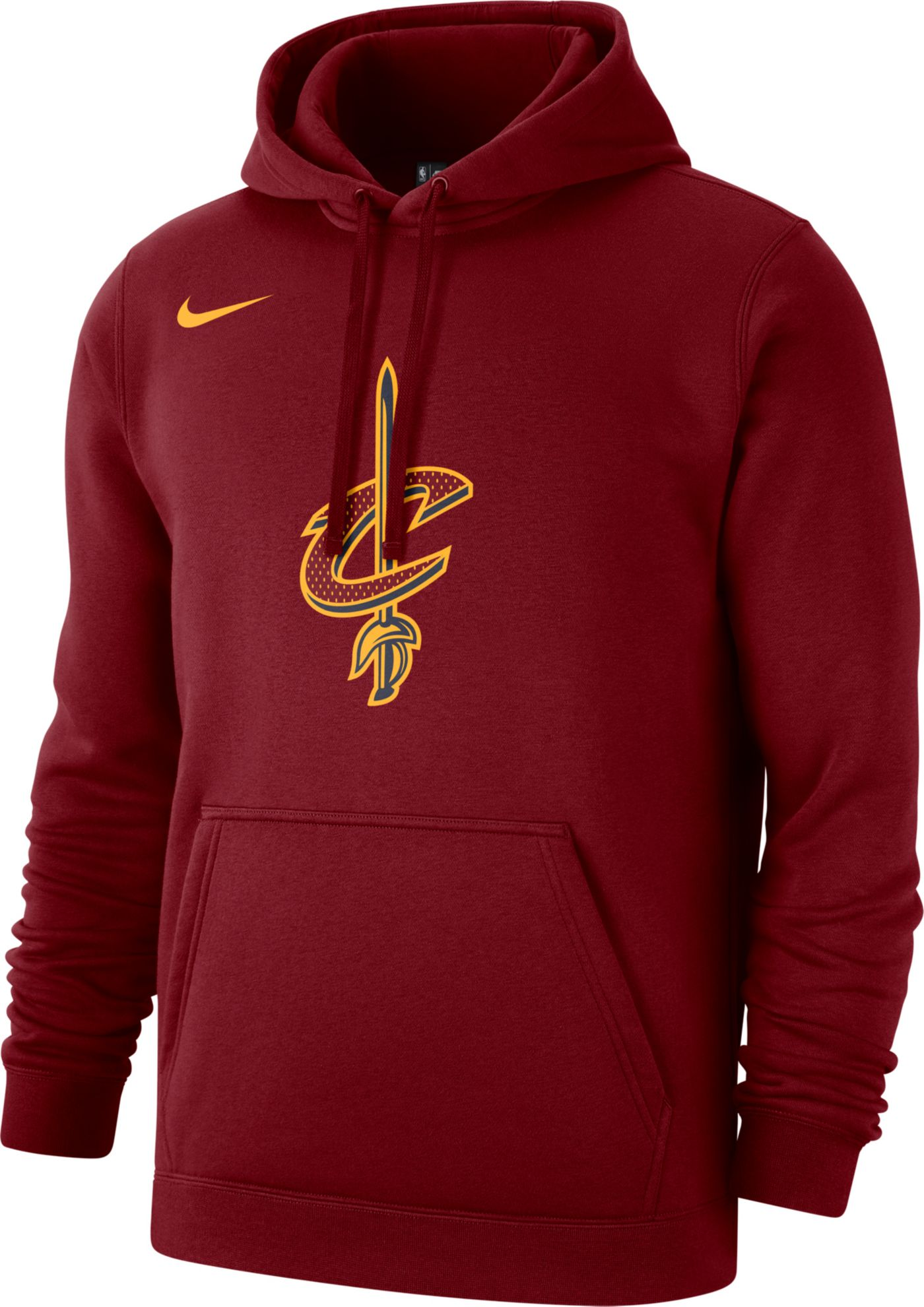 Nike Men's Cleveland Cavaliers Pullover Hoodie