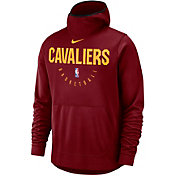 Nike Men's Cleveland Cavaliers On-Court Pullover Hoodie