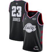 af42803ccb2 Jordan Men's 2019 NBA All-Star Game LeBron James Black Dri-FIT Swingman  Jersey