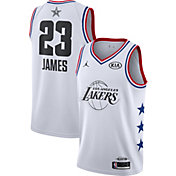 195a678f8ef6 Product Image · Jordan Men s 2019 NBA All-Star Game LeBron James White  Dri-FIT Swingman Jersey
