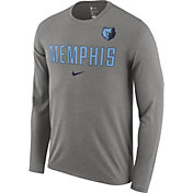 Nike Men's Memphis Grizzlies Dri-FIT Facility Long Sleeve Shirt
