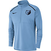 Nike Men's Memphis Grizzlies Dri-FIT Element Half-Zip Pullover