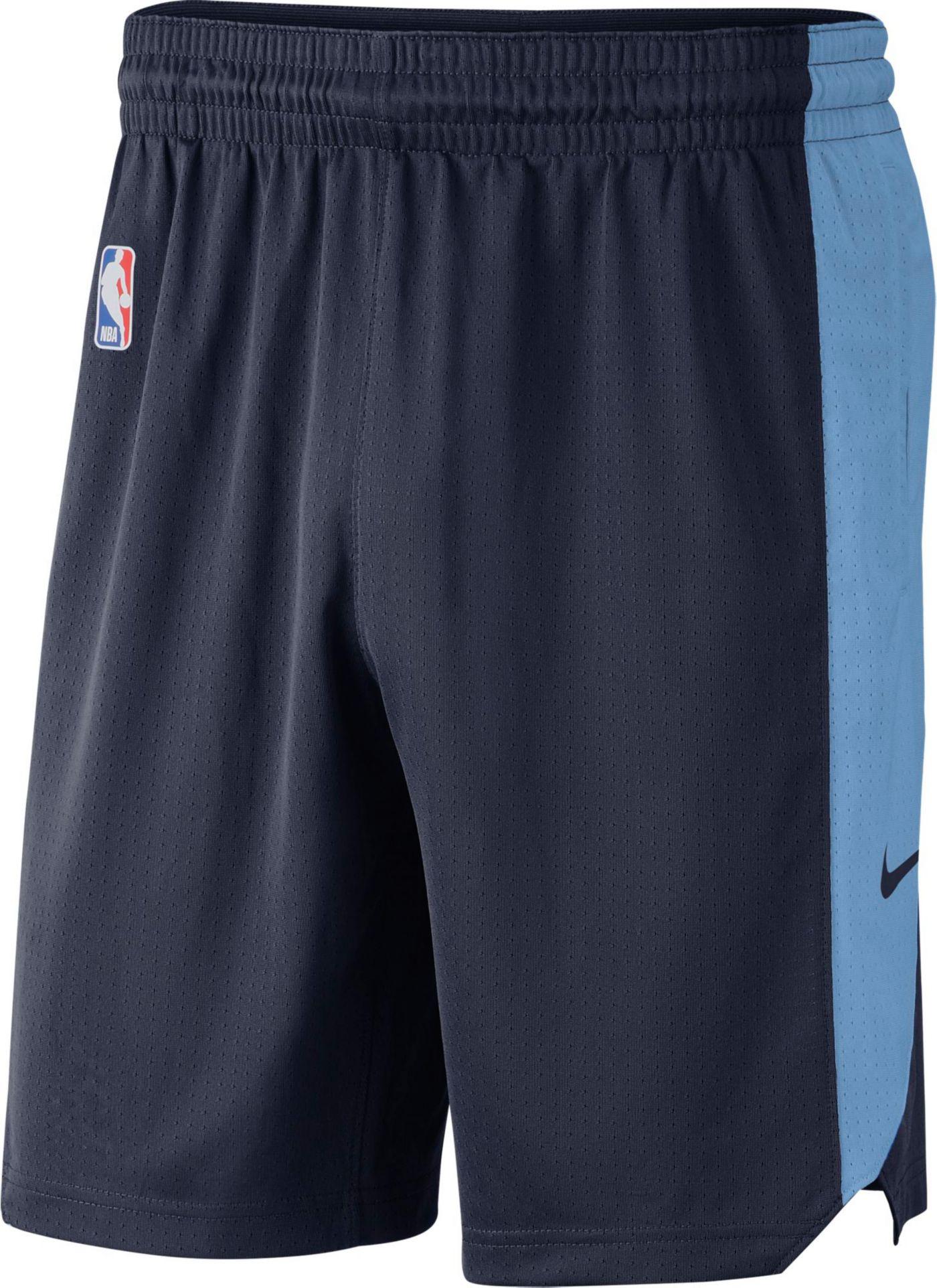 Nike Men's Memphis Grizzlies Dri-FIT Practice Shorts