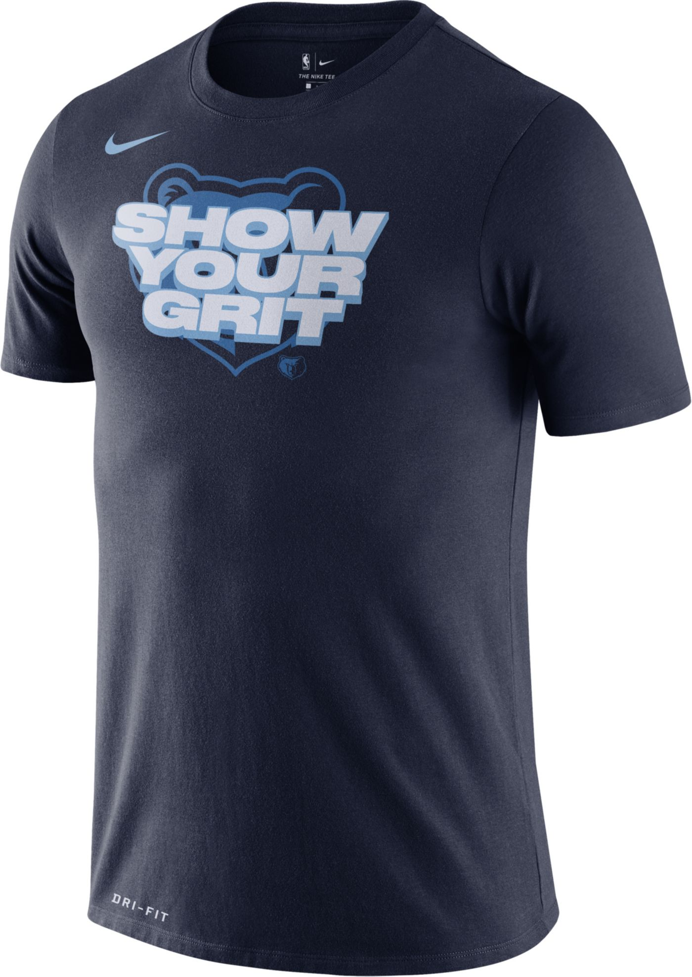 Nike Men's Memphis Grizzlies Dri-FIT Mantra T-Shirt