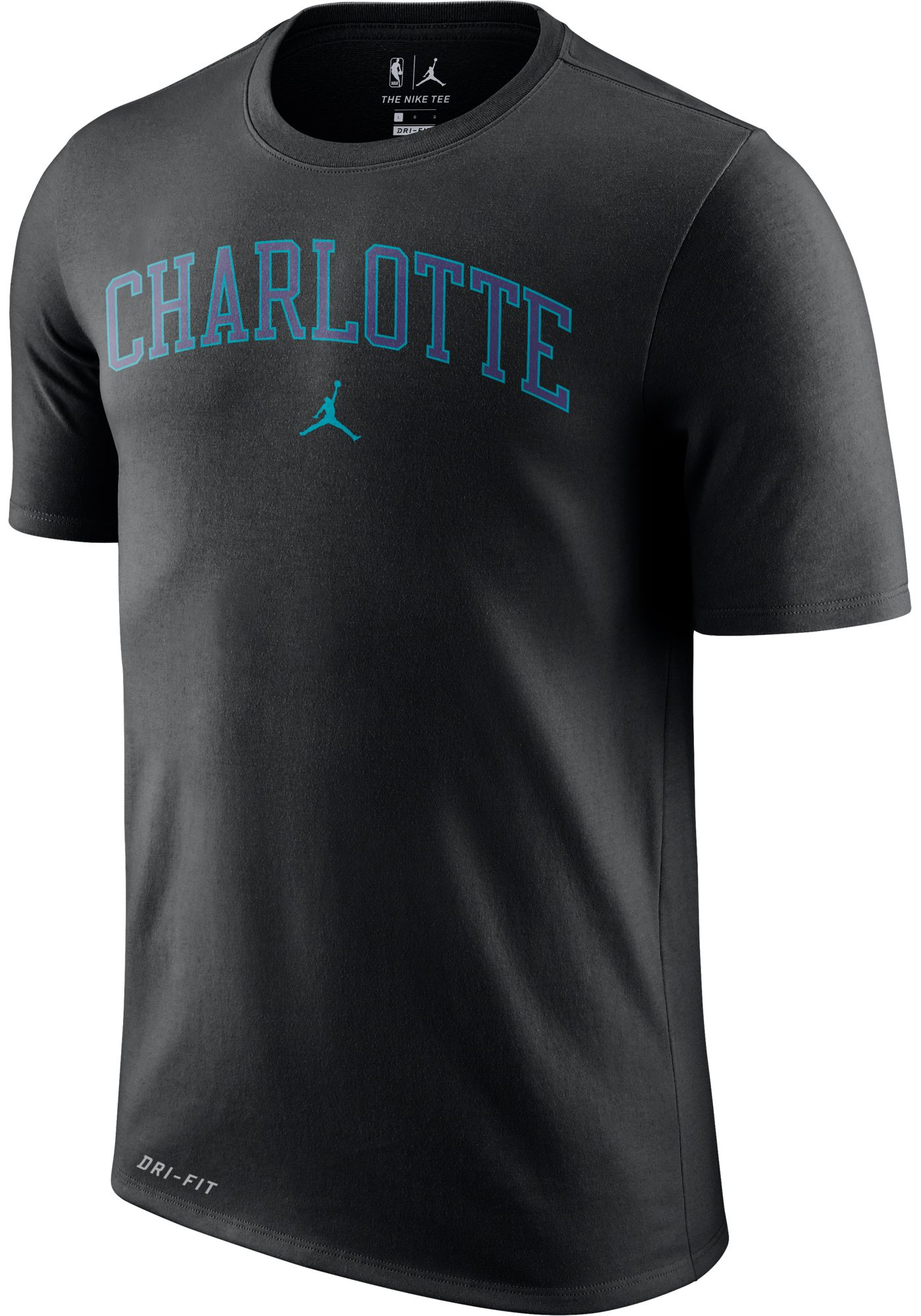 Jordan Men's Charlotte Hornets Dri-FIT City T-Shirt