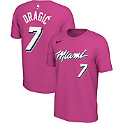 Nike Men's Miami Heat Goran Dragic Dri-FIT Earned Edition T-Shirt