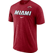 Nike Men's Miami Heat Dri-FIT Facility T-Shirt