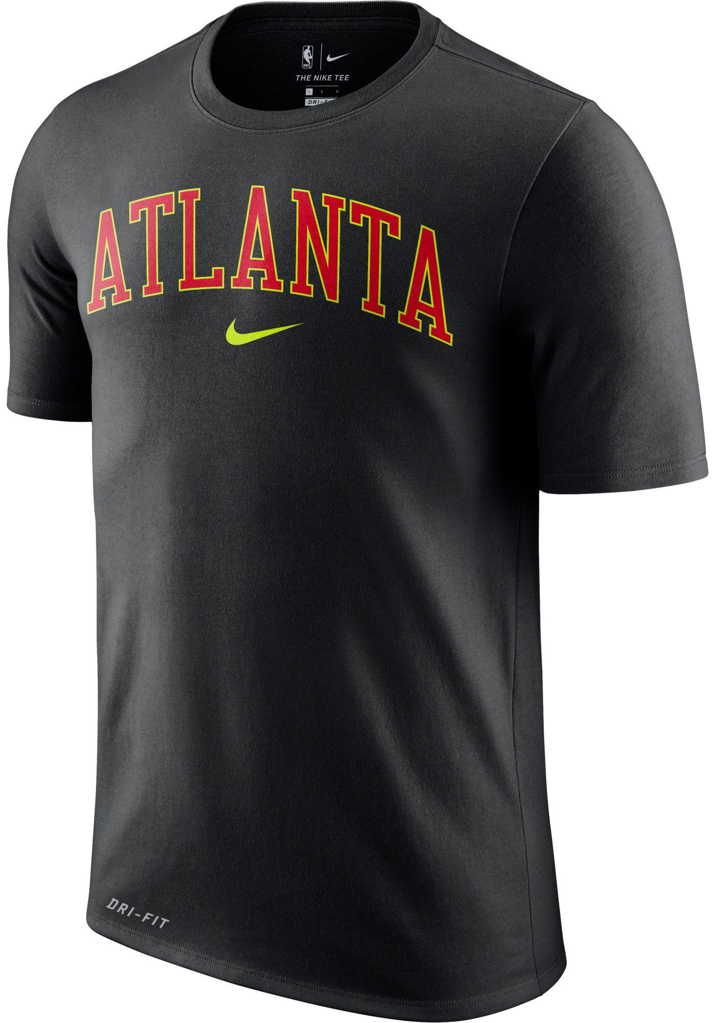 Nike Men's Atlanta Hawks Dri-FIT City T-Shirt