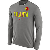 Nike Men's Atlanta Hawks Dri-FIT Facility Long Sleeve Shirt