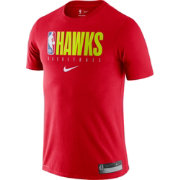 Nike Men's Atlanta Hawks Dri-FIT Practice T-Shirt