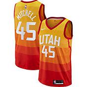 Nike Men's Utah Jazz Donovan Mitchell Dri-FIT City Edition Swingman Jersey