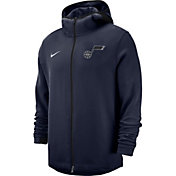 Nike Men's Utah Jazz On-Court Dri-FIT Showtime Full-Zip Hoodie