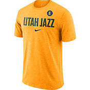 Nike Men's Utah Jazz Dri-FIT Facility T-Shirt