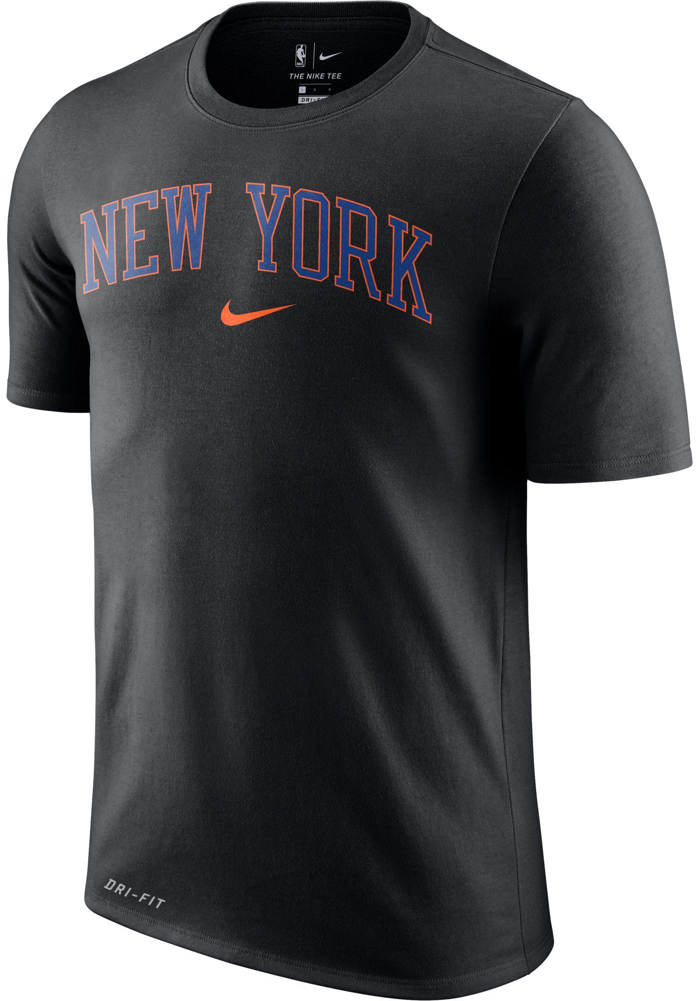 Nike Men's New York Knicks Dri-FIT City T-Shirt