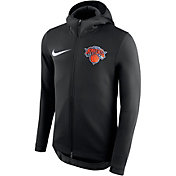 Nike Men's New York Knicks On-Court Therma Flex Showtime Full-Zip Hoodie