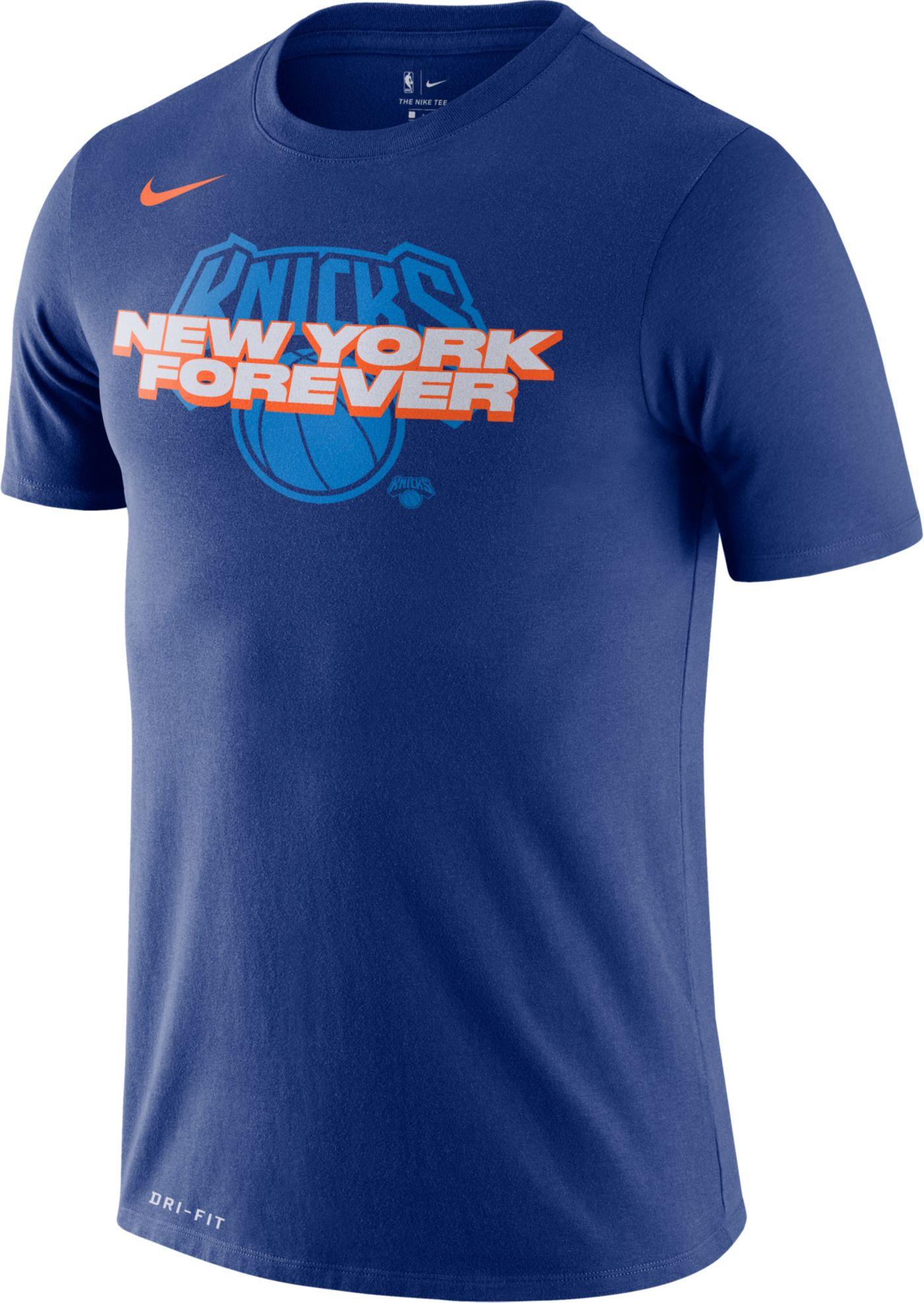 Nike Men's New York Knicks Dri-FIT Mantra T-Shirt