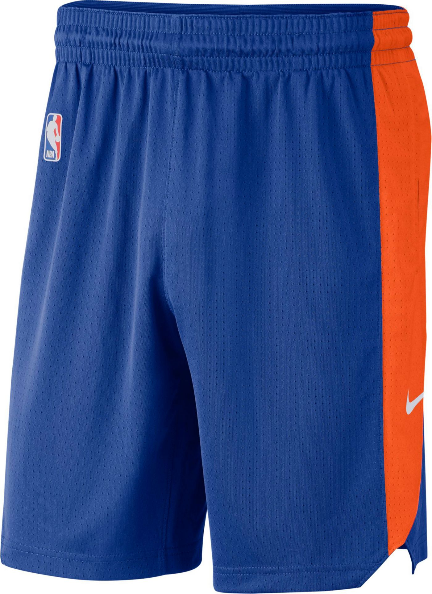 Nike Men's New York Knicks Dri-FIT Practice Shorts