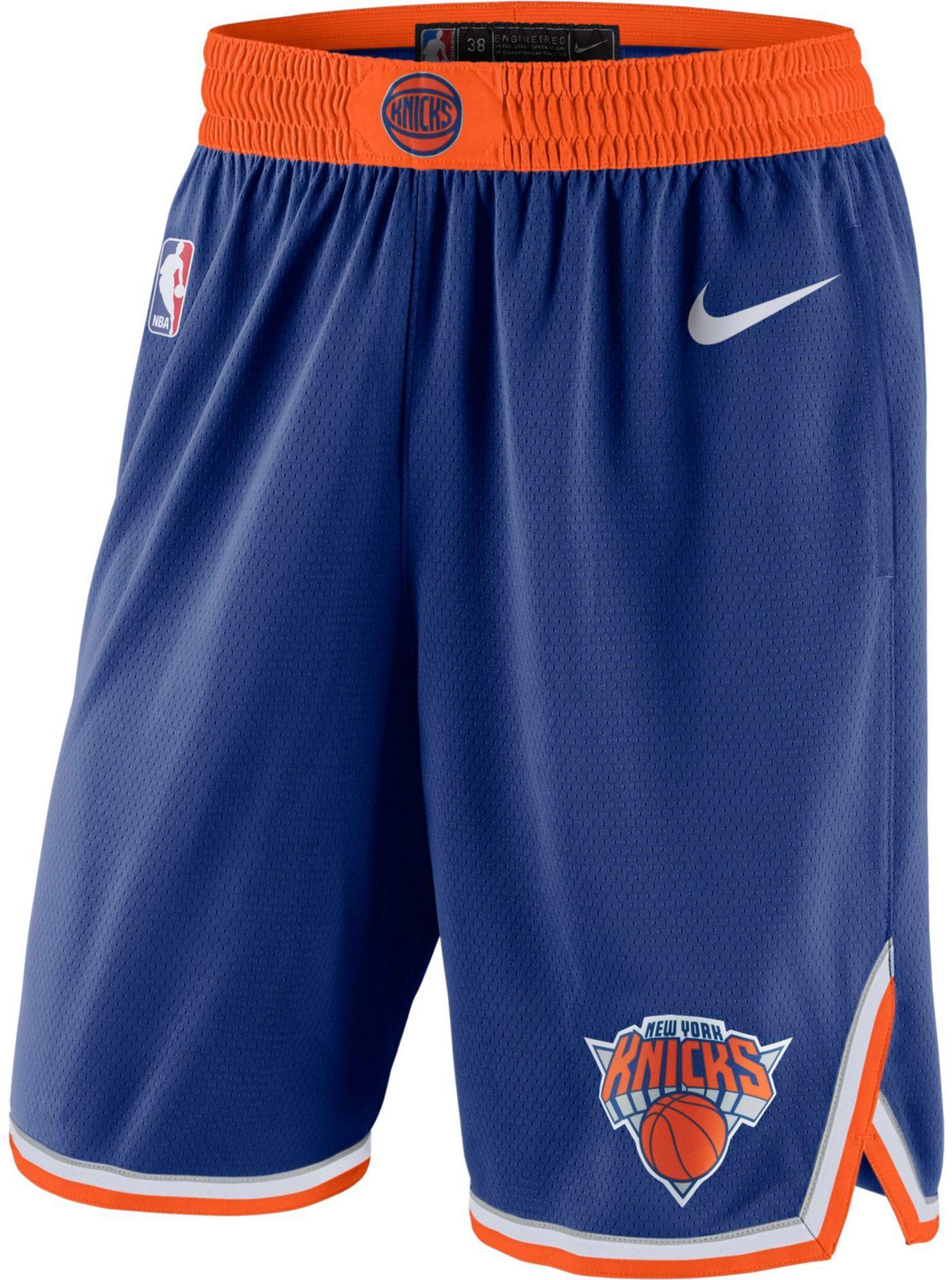 Nike Men's New York Knicks Dri-FIT Swingman Shorts