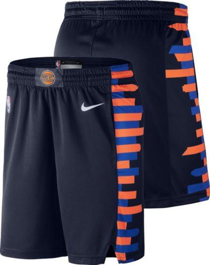 a8cde09af Nike Men s New York Knicks Dri-FIT City Edition Swingman Shorts.  noImageFound