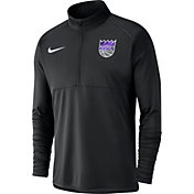 Nike Men's Sacramento Kings Dri-FIT Element Half-Zip Pullover