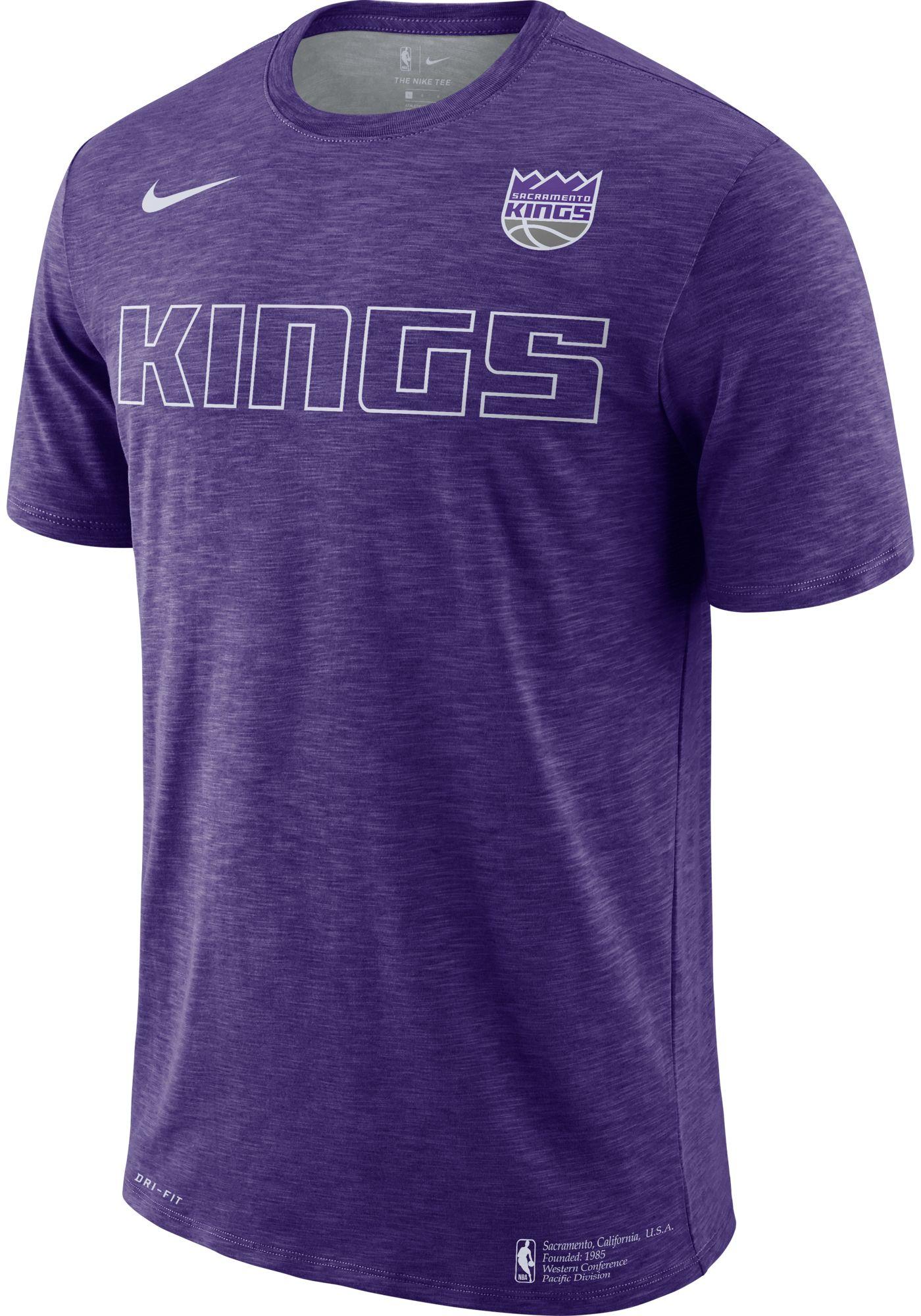 Nike Men's Sacramento Kings Dri-FIT Facility T-Shirt