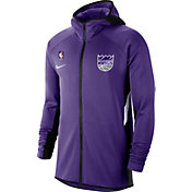 Nike Men's Sacramento Kings On-Court Therma Flex Showtime Full-Zip Hoodie
