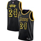 Nike Men's Los Angeles Lakers Kobe Bryant #24 Dri-FIT City Edition Swingman Jersey