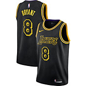 Nike Men's Los Angeles Lakers Kobe Bryant #8 Dri-FIT City Edition Swingman Jersey