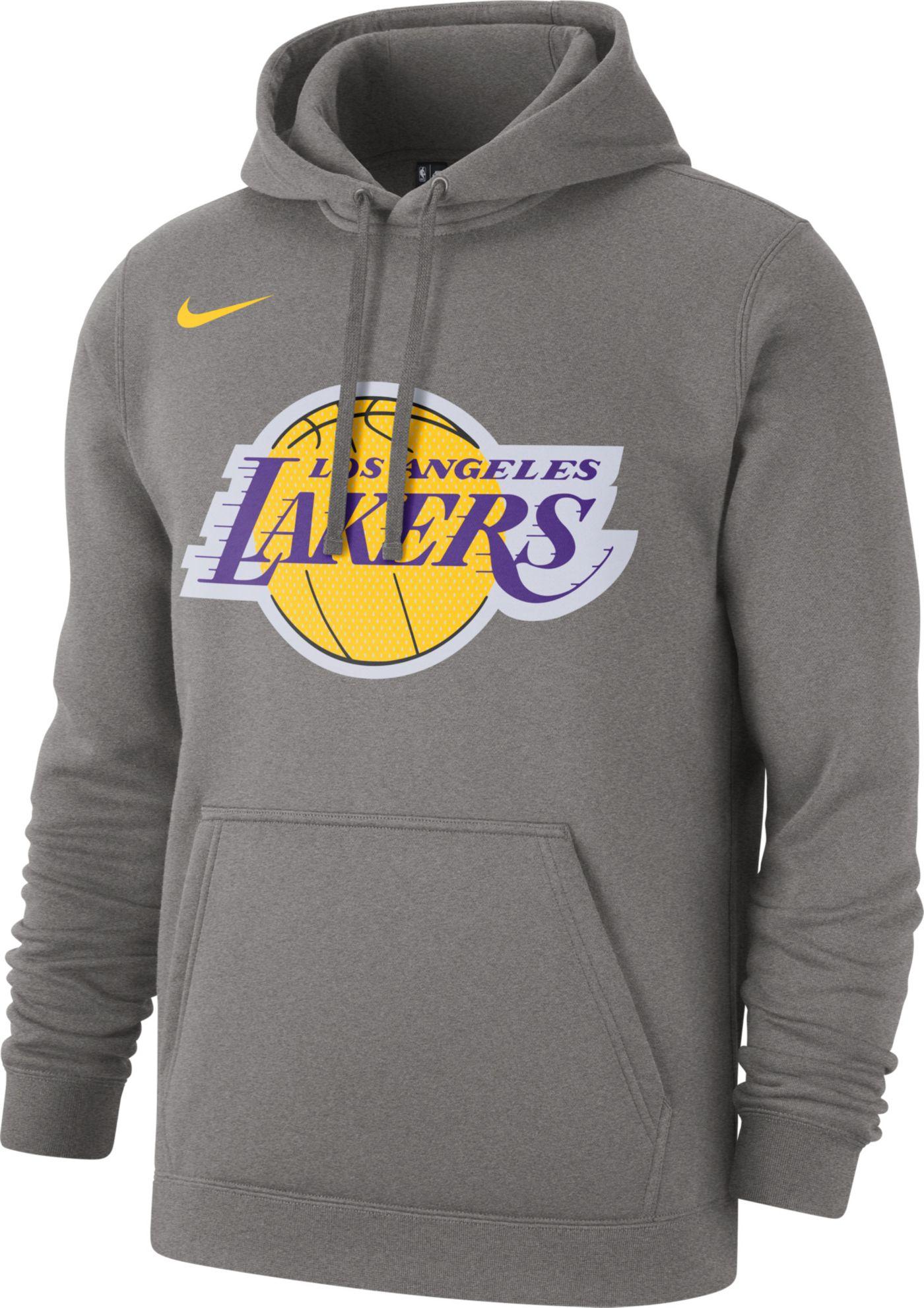 Nike Men's Los Angeles Lakers Pullover Hoodie