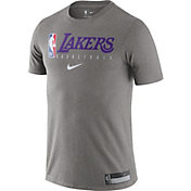 Nike Men's Los Angeles Lakers Dri-FIT Practice T-Shirt