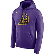 Nike Men's Los Angeles Lakers Dri-FIT City Edition Pullover Hoodie
