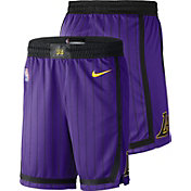 Nike Men's Los Angeles Lakers Dri-FIT City Edition Swingman Shorts