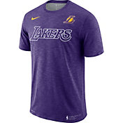 Nike Men's Los Angeles Lakers Dri-FIT Facility T-Shirt