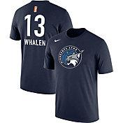 Nike Men's Minnesota Lynx Lindsay Whalen #13 Dri-FIT Navy T-Shirt
