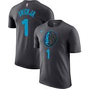 Nike Men's Dallas Mavericks Dennis Smith Jr. Dri-FIT City Edition T-Shirt