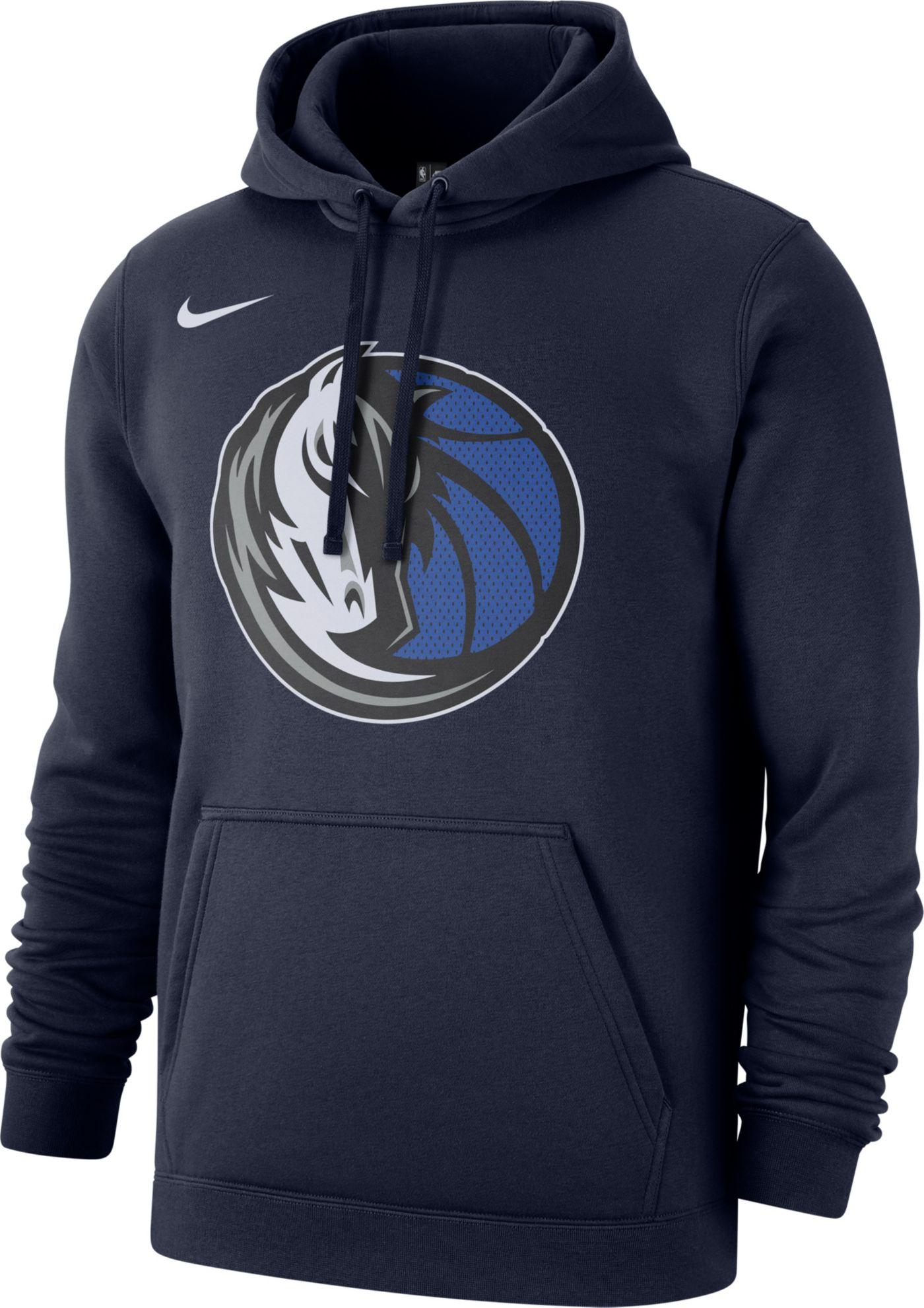 Nike Men's Dallas Mavericks Pullover Hoodie