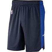 Nike Men's Dallas Mavericks Dri-FIT Practice Shorts