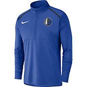 Nike Men's Dallas Mavericks Dri-FIT Element Half-Zip Pullover