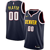 Nike Men's Full Roster Denver Nuggets Navy Dri-FIT Swingman Jersey
