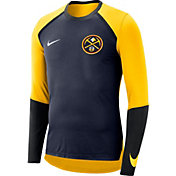 Nike Men's Denver Nuggets Dri-FIT Long Sleeve Shirt