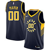 Nike Men's Full Roster Indiana Pacers Navy Dri-FIT Swingman Jersey