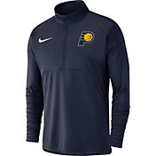 Nike Men's Indiana Pacers Dri-FIT Element Half-Zip Pullover