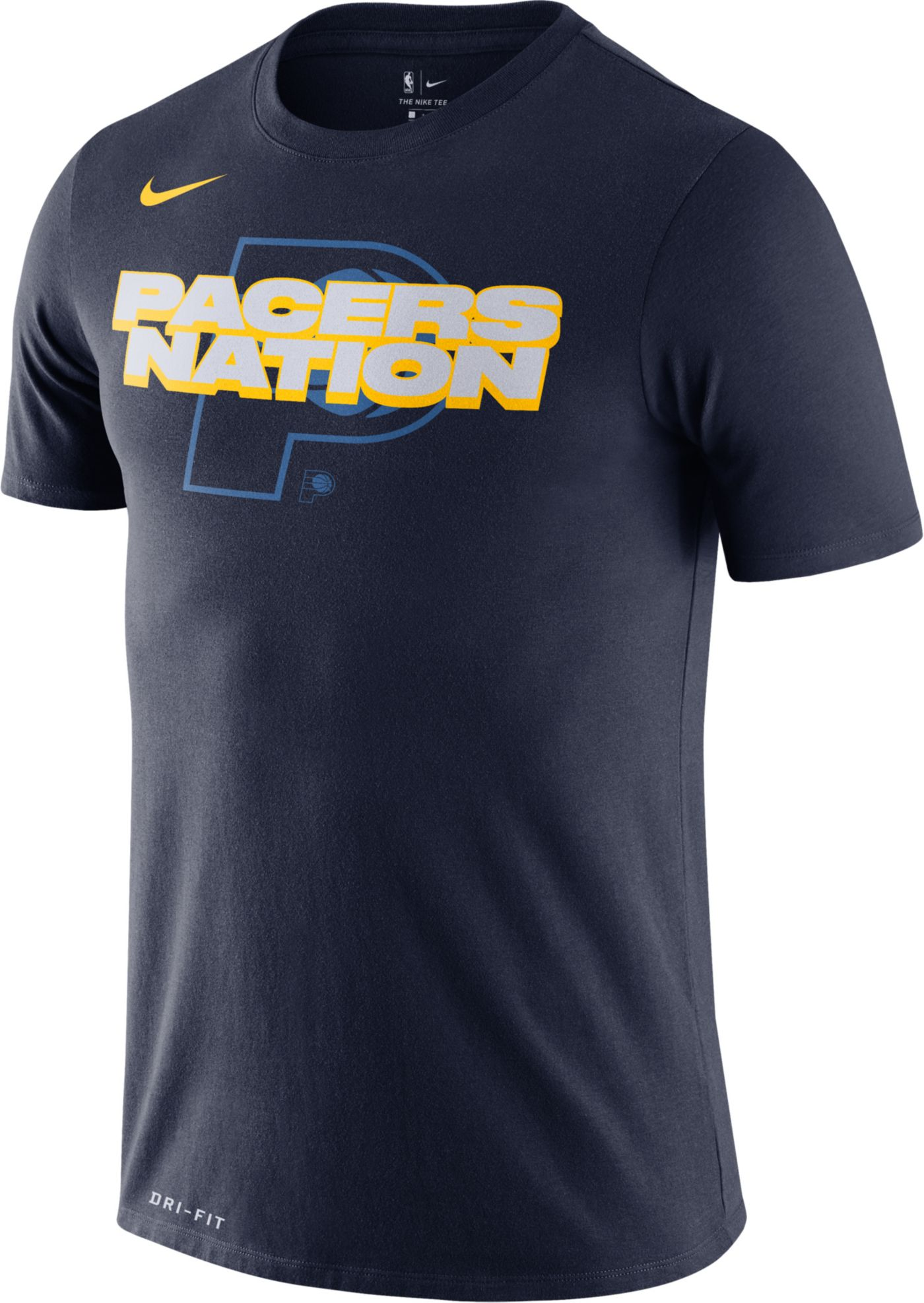 Nike Men's Indiana Pacers Dri-FIT Mantra T-Shirt