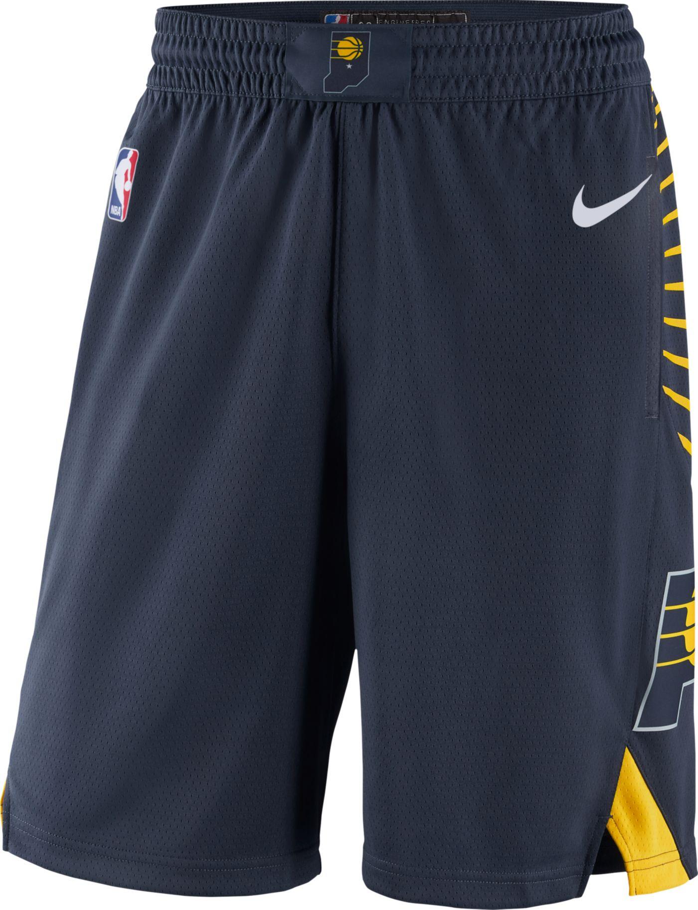 Nike Men's Indiana Pacers Dri-FIT Swingman Shorts