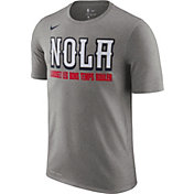 Nike Men's New Orleans Pelicans Dri-FIT Earned Edition T-Shirt