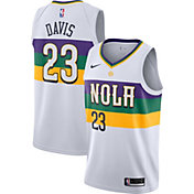 Nike Men's New Orleans Pelicans Anthony Davis Dri-FIT City Edition Swingman Jersey
